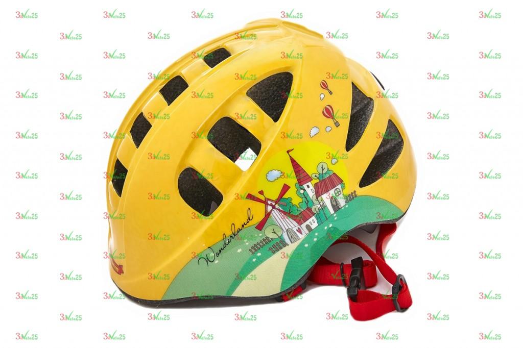 Фото Шлем детский VSH 9, р-р S (48-52см), город