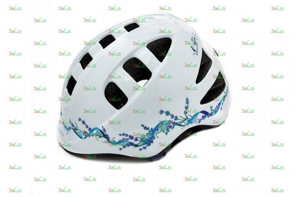Фото Шлем детский VSH 14, р-р S (48-52см), Lavender