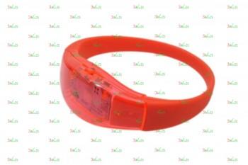Светящийся браслет VL 267-20, крас.