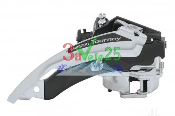 Переключатель передний Shimano FD-TX51-6, уг.: 66-69, 48T (T