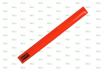 Светоотражающий браслет RA 132-4, 38*400мм, оран.
