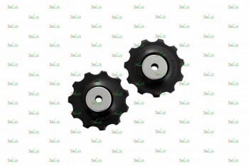 Ролики заднего переключателя Shimano RD-M390/M430/M4000, 11