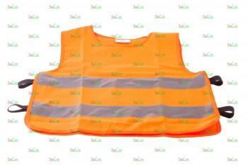 Светоотражающий защитный жилет для взрослых SV 104, застежка