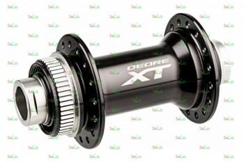 Втулка передняя Shimano HB-M8010, h36, под полую ось 15 мм (