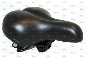 Седло VS 188-01 с пружинами (260*250мм), черн.