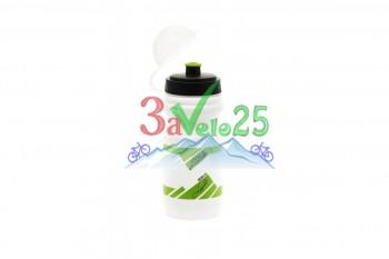 Фляга VSB 21, с защитой от пыли 500мл, зел.
