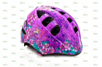 Шлем детский VSH 8, р-р M (52-56см), Фея