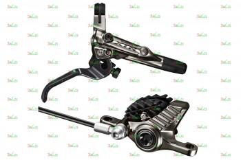 Тормоз дисковый гидравлический Shimano M9020, BL(прав)/BR(за