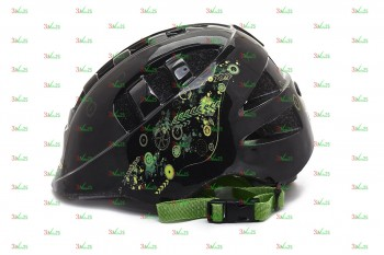 Шлем детский VSH 8, р-р S (48-52см), Робокоп