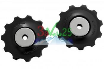 Ролики заднего переключателя Shimano SLX RD-M593/M610/M615,