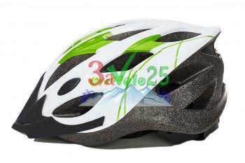 Шлем VSH 23 Terra, M (56-59см), зел.