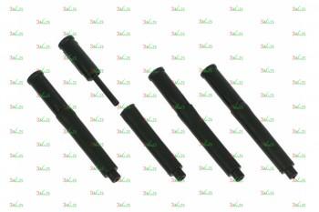 Концевик оплетки переключения Shimano с пыльником для SP40