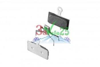 Тормозные колодки для дисковых тормозов Shimano G01A, пласт.