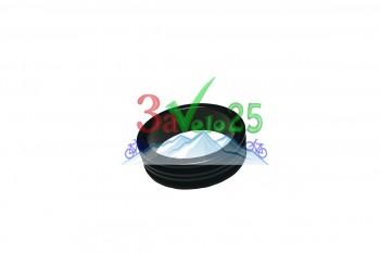 Проставочное кольцо Neco AS 3510R BK, 1 1/8