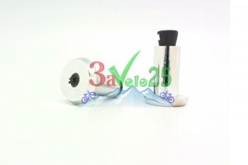 Баренды VLP-15CP, хром. пластик, 18мм