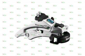 Переключатель передний Shimano FD-TX800, уг.: 66-69 (Tourney