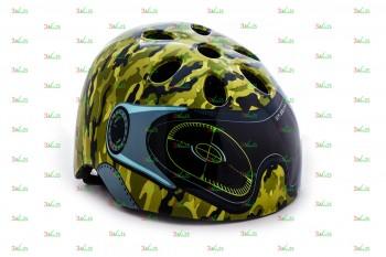 Шлем детский VSH 9, р-р M (52-56см), Military