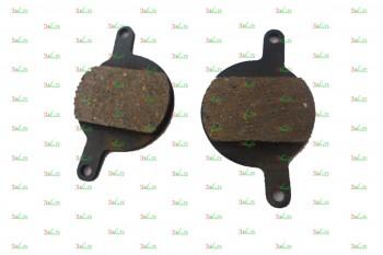 Тормозные колодки для д.т. VB141