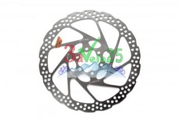 Ротор для дискового тормоза Shimano RT56, 180мм, 6-болт, для