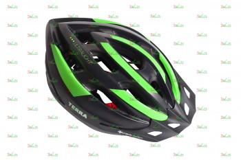 Шлем VSH 23 Terra New, (57-62см), зел.